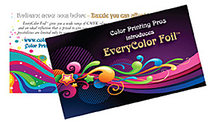 Full color foil archives color printing pros blog not only can you tell them about your business but you can also give them a business card reheart Gallery