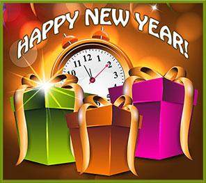 happy-new-year-clock
