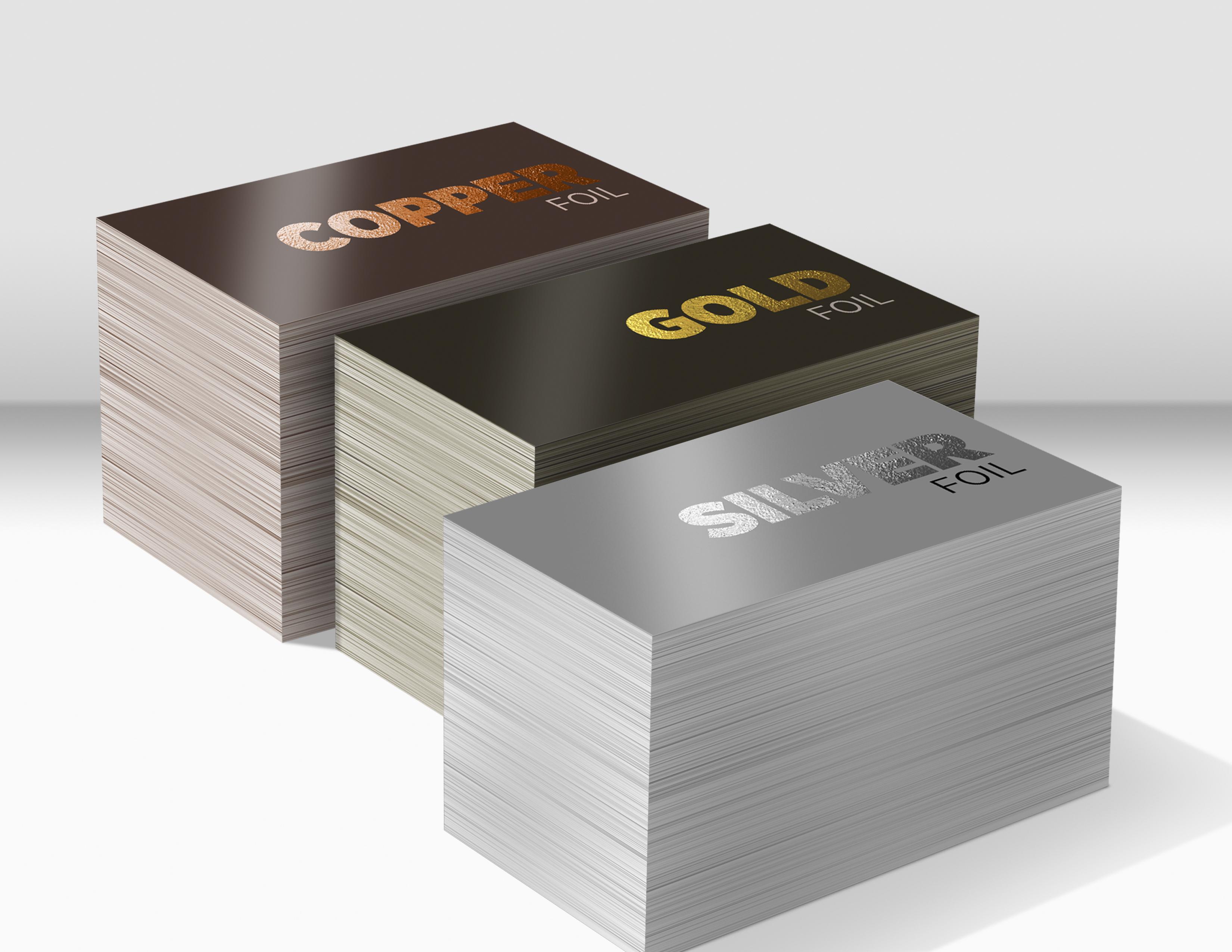 cold foil vs hot foil printing