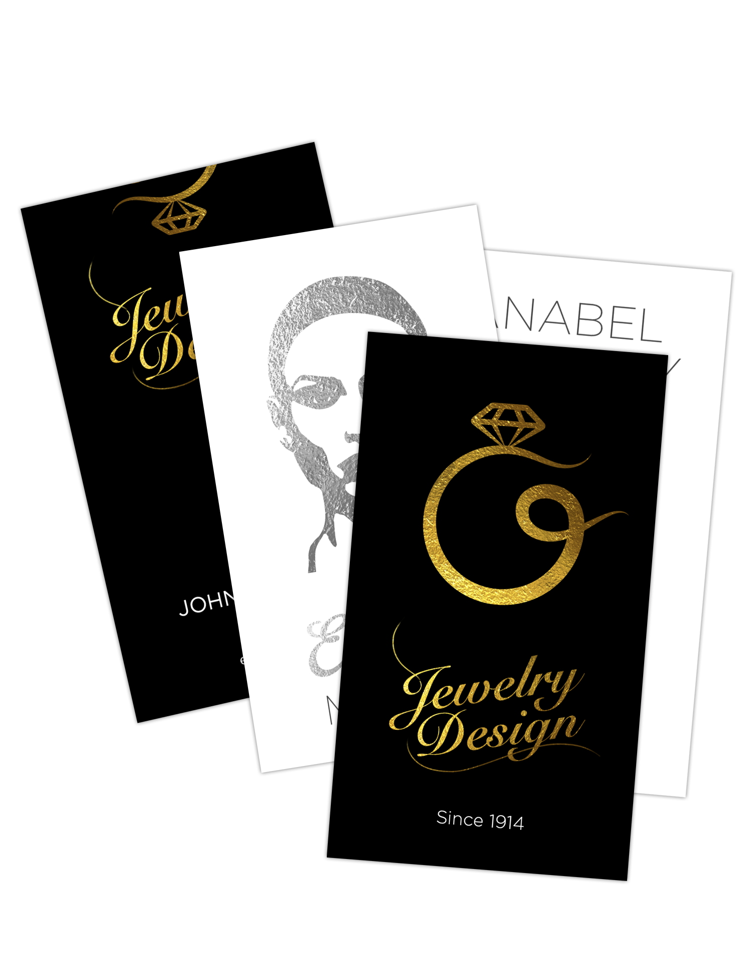 Cheap business cards that wow color printing pros blog business card creating a combination glossy matte look or high low finish or you can print your full color card with a silver foil or gold foil reheart Choice Image